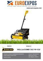 Balayeuse de pelouse artificielle GARLAND ROLLANDCOMB 302 W-V20.pdf