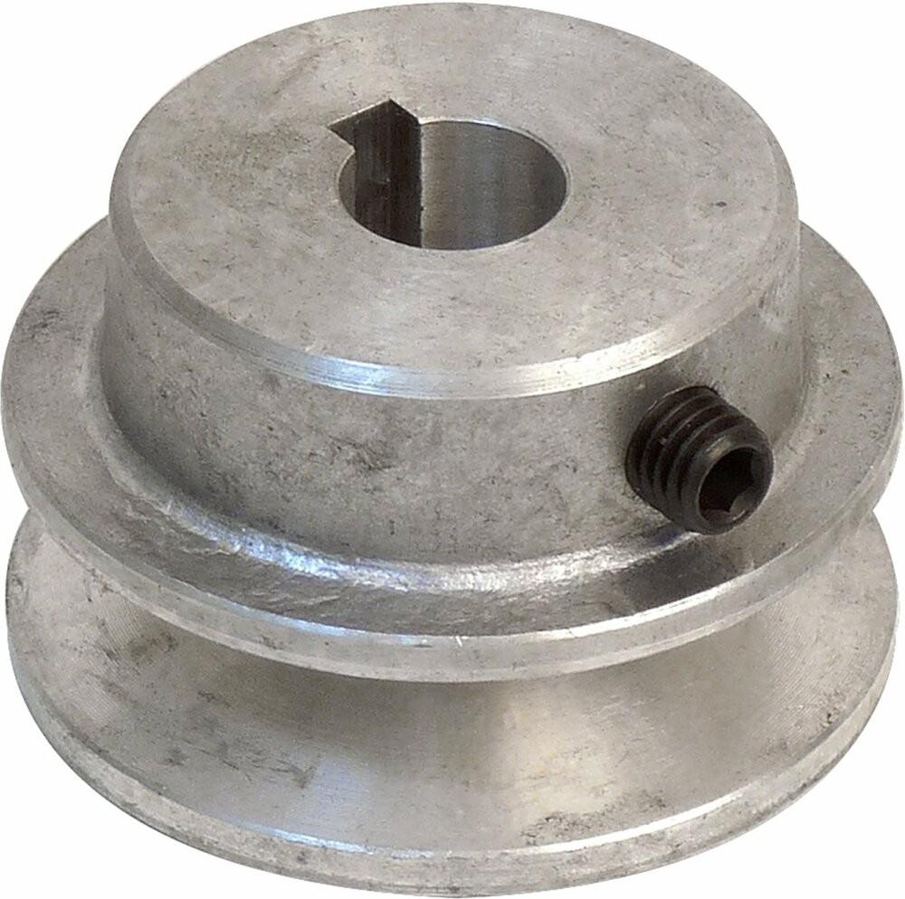 Aluminium Type A 5 Couches Emplacements Pagoda Poulie Roue 150mm Moteur De