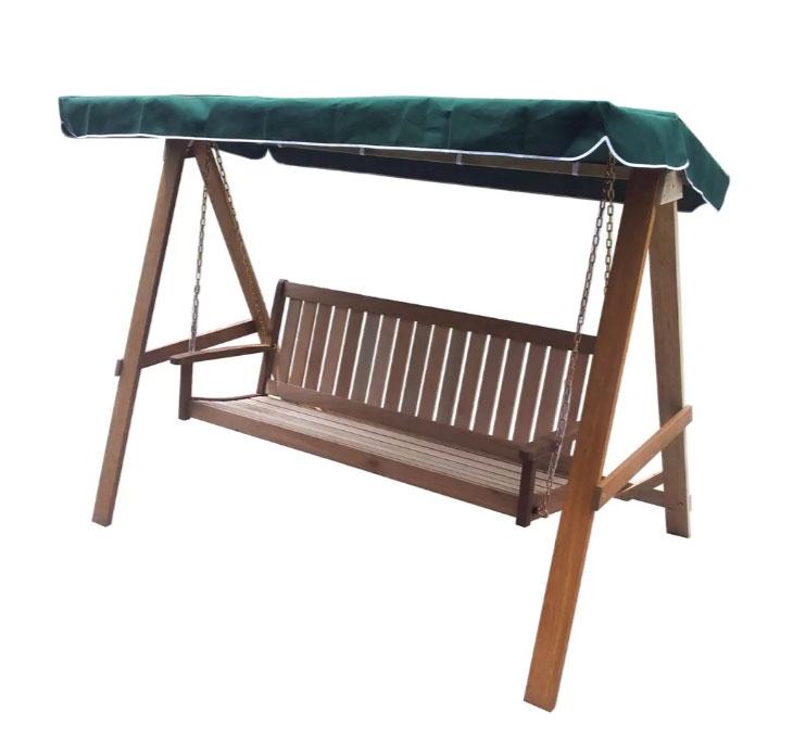 Comment Faire Une Balancelle En Palette balancelle de jardin 3places en bois poids max 300kg