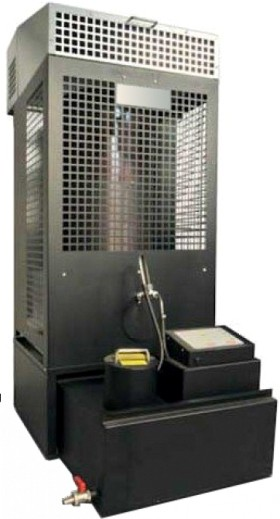 Chaudiere 30kw A Huiles Usagees Pour Local Professionnel