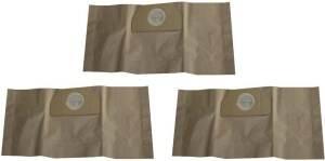 lot de sacs de rechange pour aspirateur aspirix 25 litres. Black Bedroom Furniture Sets. Home Design Ideas