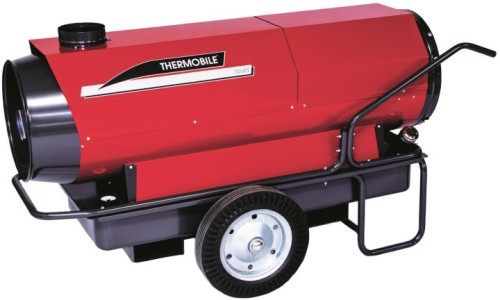 Appareil de chauffage professionnel au fioul 45 kW Thermobile ITA 45 ROBUST