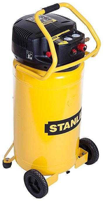 compresseur 2 5 cv stanley d270  10  100v cuve 100 litres verticale