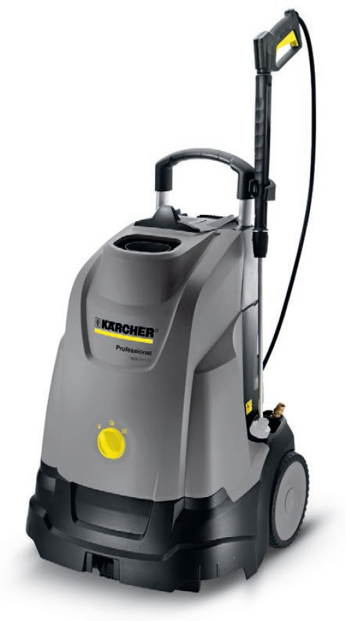 Nettoyeur haute pression karcher hds 5 11 u eau chaude 2200 w 110 bars - Karcher eau chaude ...
