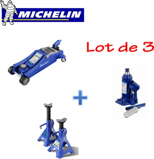Michelin 009559 Cric Bouteille 3 T