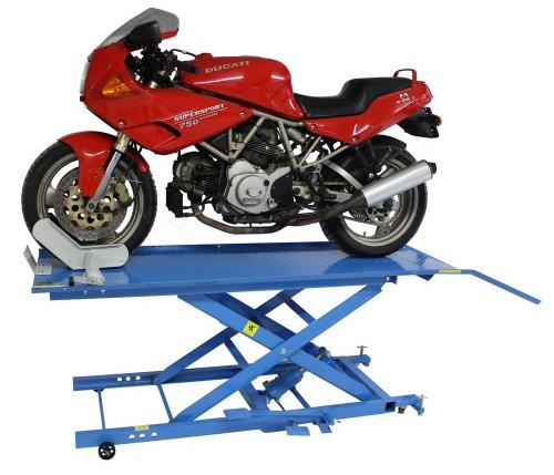 table l vatrice moto ciseaux hydraulique 450 kg. Black Bedroom Furniture Sets. Home Design Ideas